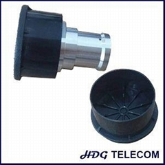 Rubber Dust Cap For 7/16 DIN Female Connector