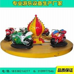 儿童摩托竞赛游乐设备 儿童游乐设备厂家直销