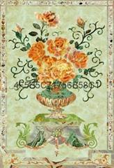 European style background  ceramic tile