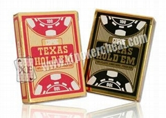 Poker Props Copag Texas Hold'em Jumbo Index Plastic Playing Cards
