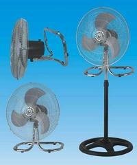 luxury electric fan supplier for 18 inch 3 in 1 powerful industrial stand fan