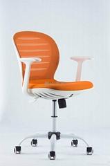 忠民傢具MS7003 2016年時尚昇降轉動電腦網椅5分鐘拆裝