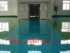 滁州環氧自流平地坪