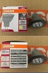 歐司朗星亮LED燈杯 MR16 不可調光