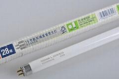 歐司朗T5燈管LED 三基色熒光燈14W21W28W35W學校工廠超市用精品