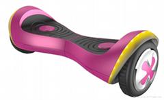 R3電動平衡車 時尚炫彩扭扭車 儿童玩具