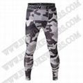 Custom sublimation yoga pants sports