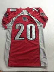 American Football jersey sublimated tackletwill