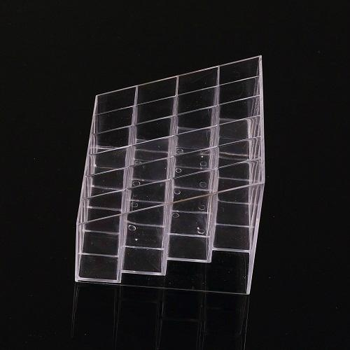Acrylic cosmetic display 1
