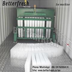 Betterfresh Block ice machine Ice maker Ice Making machine Ice cube machine