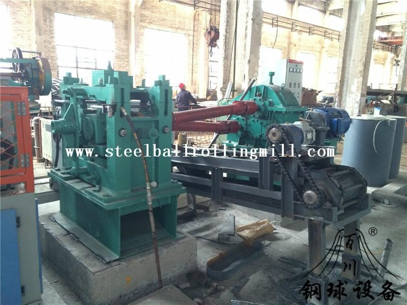 hot rolled steel ball production line 1