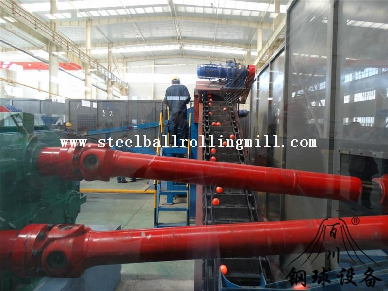 Steel ball rolling production line equipment 1