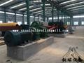 Baichuan Steel ball rolling machine