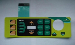 Poly Dome Membrane Switch
