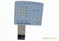 Automatic membrane switches screen printing machine with best quality