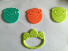 创意儿童磨牙塑料玩具产品
