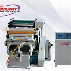 Program Control Hot Foil Stamping And Die Cutting Machine
