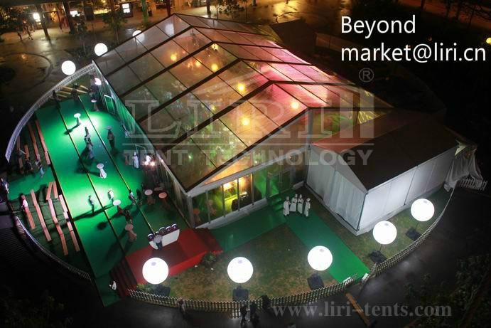 Catering tent  1