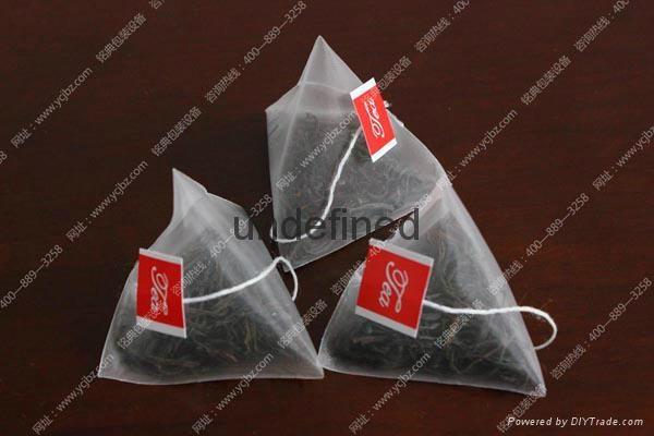 銘典尼龍三角包茶葉包裝機 1