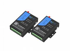M2M Industrial GPRS GSM IP Modem 3g Wireless Modem with IO Modbus RS232 RS485 fo
