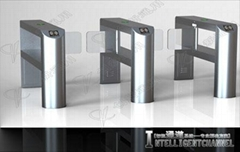 High end exquisite Swing Turnstile for airport terminal metro subway dock