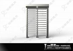 Rotatory single door Turnstyle Full height security door