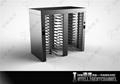 Stainless steel Full height Turnstile gate for Bank door entry solution
