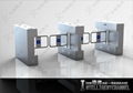 High durable Swing barrier Turnstile with factory bottom price