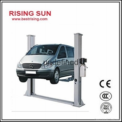 Garage equipment used 2 post lift for sale