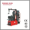 Automatic used touchless tire changer