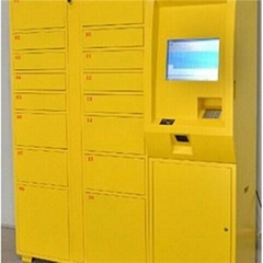 16 Door Smart Locker For Parcel Delivery