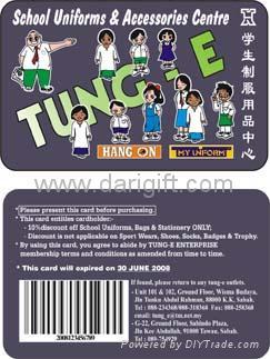 Barcode Card 1