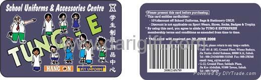 Barcode Card 2