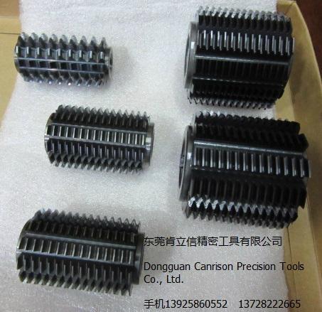 供應硬質合金數控雙頭滾刀廠家直銷非標加工 2