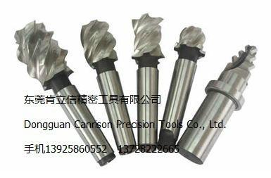 供應硬質合金銑刀廠家直銷非標加工 4