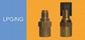 燃氣噴頭/缺氧保護裝置