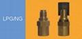燃气喷头/缺氧保护装置