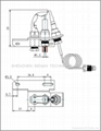 缺氧保護裝置20310適用於燃氣灶 2
