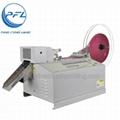 PFL-690 Automatic circle velcro tape cutting machine 1