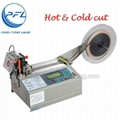 PFL-990 Hot and cold knives tape cutting