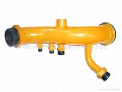 Cylinder Tube SKIVED AND ROLLER BURNISHED (OR HONED) STEEL TUBES