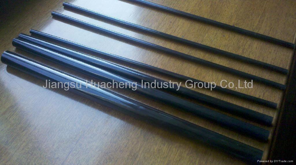 Black phosphated tube