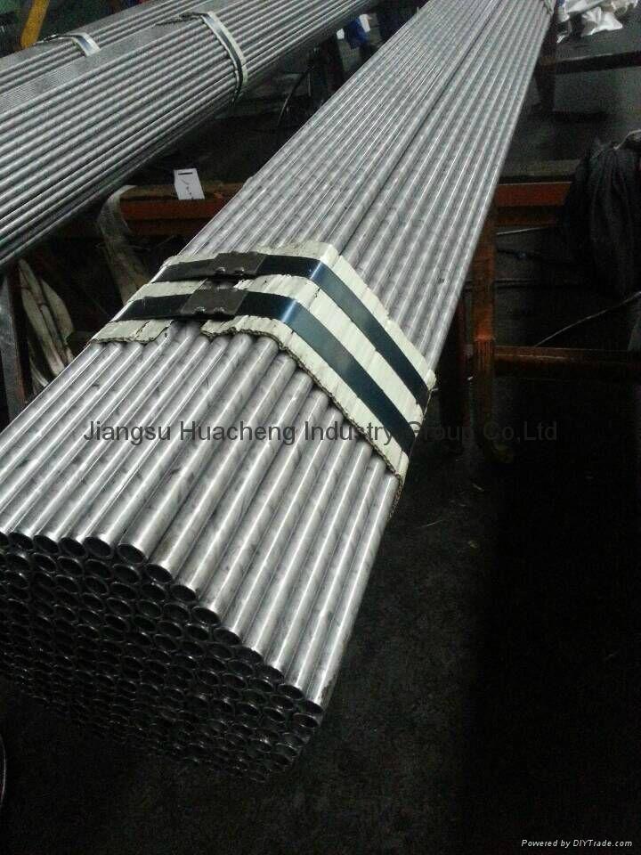 冷拔无缝机械钢管 4