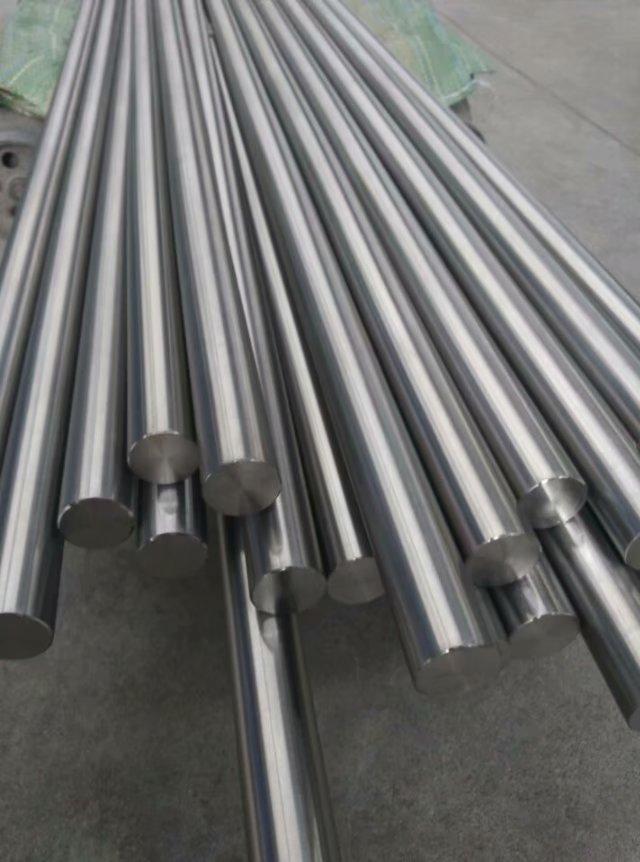 Titanium Rod 2