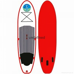 Hot sale 2016 Newest Design Customed Sups PVC coated fabric inflatable surfing b