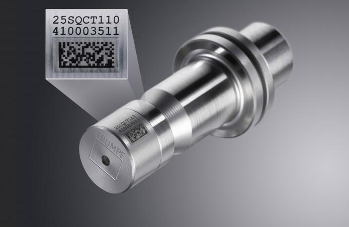 太仓农夫山泉矿泉水激光喷码机打标机菲克苏FX-T100台式 2