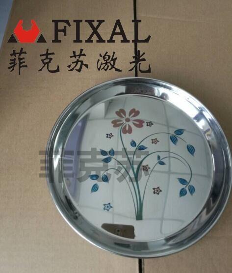 常州医疗塑料制品玻璃器皿激光打标机激光喷码机 3