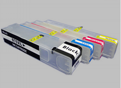 Refillable ink cartridge 970/971 for hp X551dw printer