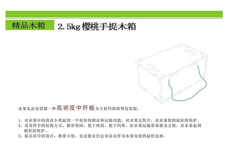 櫻桃禮品箱 2