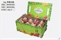 蘋果包裝箱木箱
